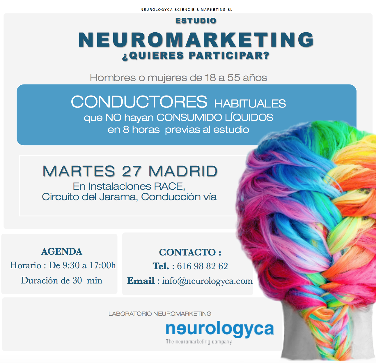 NEUROMARKETING CONDUCCIÓN