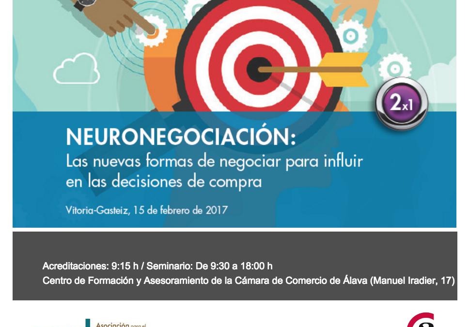 Neuronegociación jornada formativa psicología de la influencia