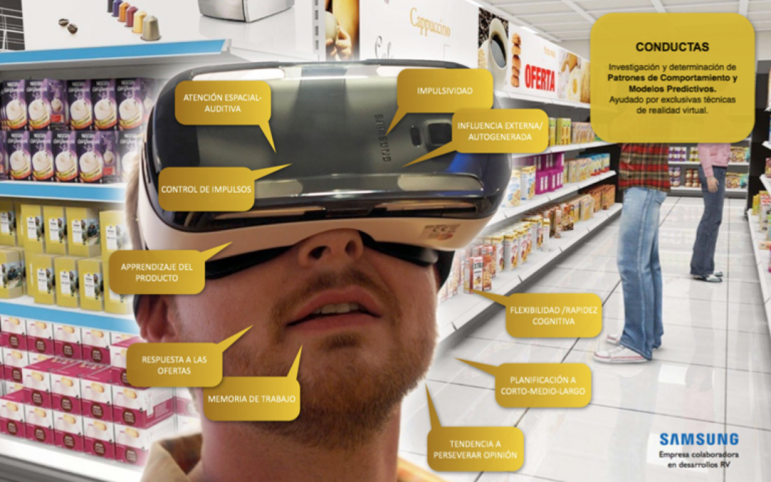 9 ventajas de la Realidad Virtual aplicada al neuromarketing.