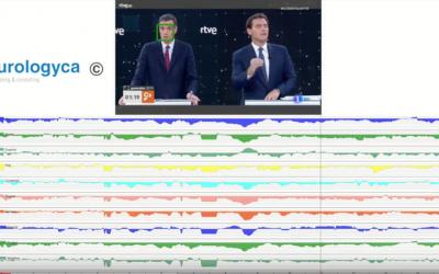 Análisis neuropolítico de los debates electorales RTVE y Atresmedia.
