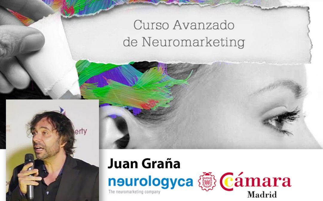 Juan Graña. Profesor Curso Neuromarketing Experto.