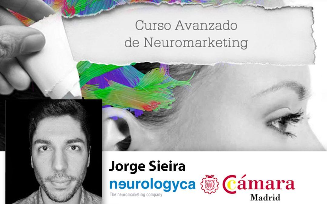 Curso Neuromarketing Experto. Profesor Jorge Sieira