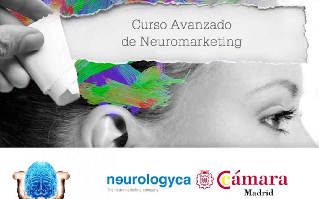 CURSO Neuromarketing EXPERTO. Presencial.